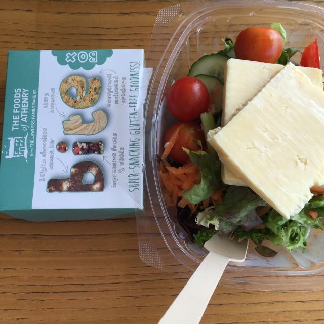 Stonehenge gluten free salad
