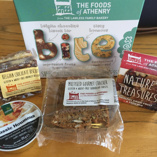 Foods of Athenry gluten free snack box