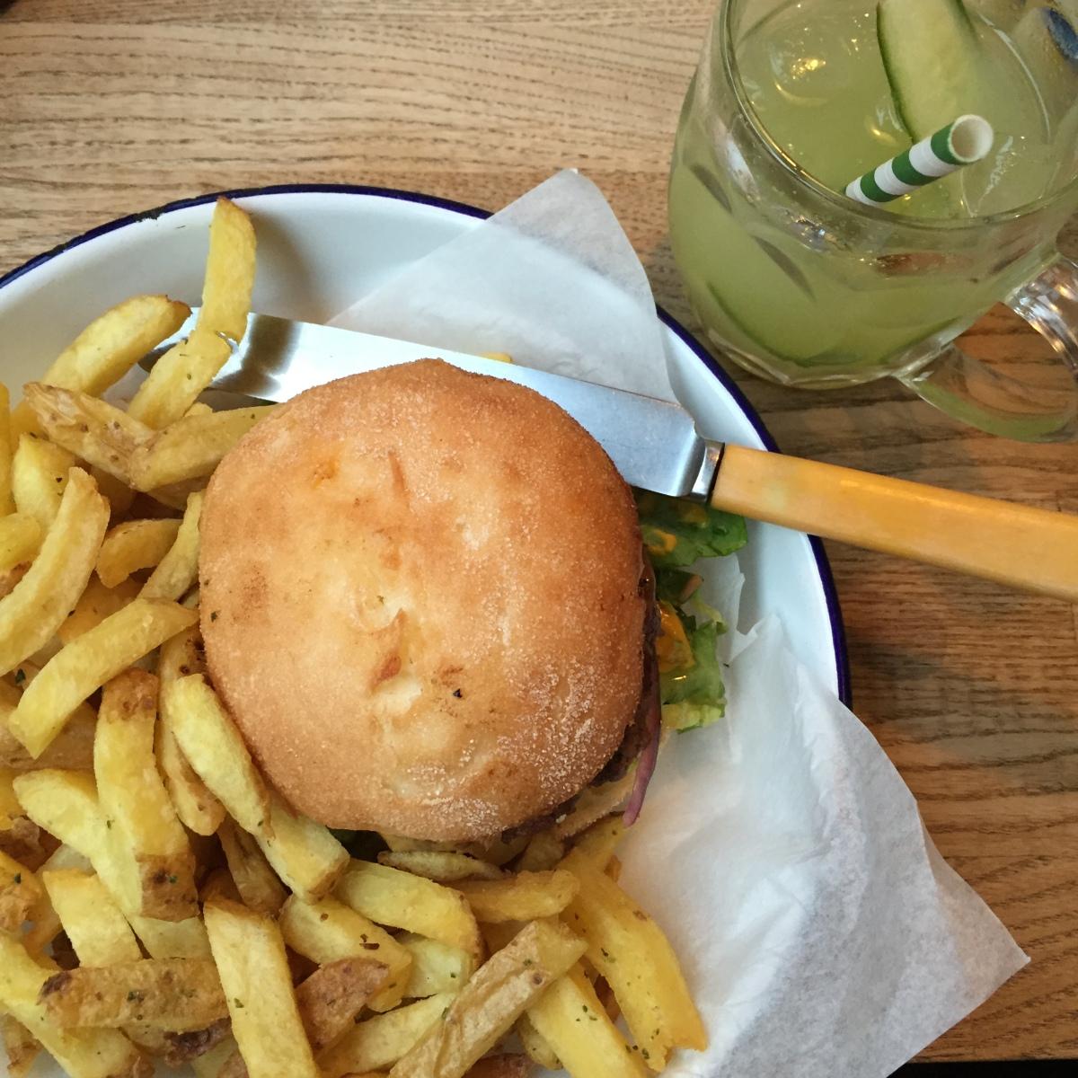 Honest Burgers gluten free